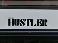 Hustler lexington super star