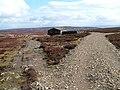 Hut on Eggleston Moor - geograph.org.uk - 763512.jpg