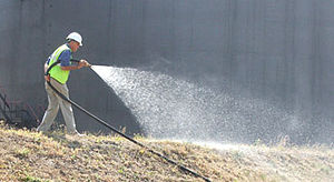 Erosion control - Hydroseeding in UK