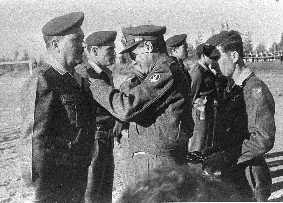 IDF Paratroopers 1956