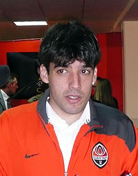ILSINHO FC Shakhtar Donetsk (smældede).   JPG