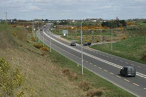 N17 road (Ireland) - N17 Claremorris by-pass