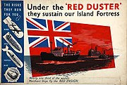 INF3-127 War Effort Under the Red Duster they sustain our Island Fortress.jpg