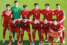 c1ae6127c Vietnam players during the 2019 AFC Asian Cup Group D match against Iran.