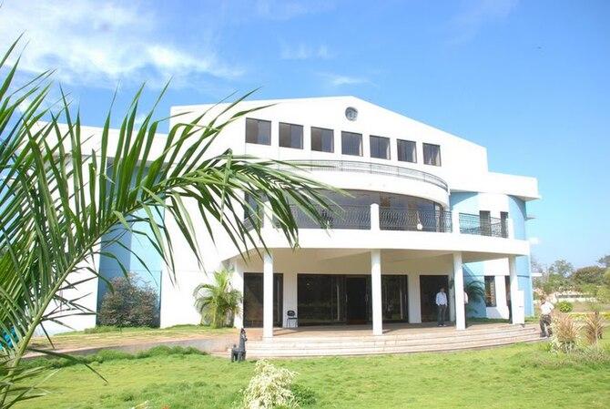 ISiM Building, Manasagangothri Campus...