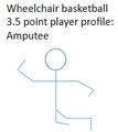 IWBF wheelchair basketball A3b amputee basketball classification.png