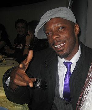 Ian Campbell (rapper) - Image: Ice MC