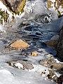 Ice and snow on Dead Horse Creek in mid-November, 2014. (9cb6a7350bd24519ac0d93ef3b4dd4c8).JPG