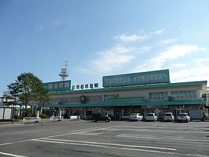 Ichinoseki Station - Ichinoseki Station in October 2010