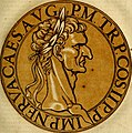 Icones imperatorvm romanorvm, ex priscis numismatibus ad viuum delineatae, and breui narratione historicâ (1645) (14560004698).jpg