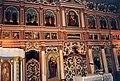 Iconostasis Leluchov greek catholic now romancatholic church pict in 1999.jpg