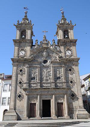 Igreja de Santa Cruz em Braga