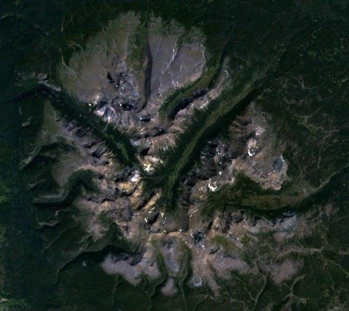 Ilgachuz Range