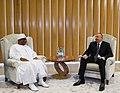 Ilham Aliyev met with Malian President Ibrahim Boubacar Keita, 2017 01.jpg