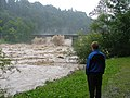 Illerhochwasser an der Wasserei 2004 , Altusried - panoramio.jpg