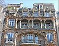 Immeuble art nouveau de Jules Lavirotte à Paris (5510666356).jpg