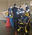 Impfzentrum Bonn - Übung im Notfallraum.jpg
