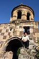 In Gudarekhi monastery.jpg