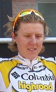 Ina-Yoko Teutenberg German racing cyclist