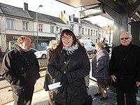Inauguration de la branche vers Vieux-Condé de la ligne B du tramway de Valenciennes le 13 décembre 2013 (123).JPG