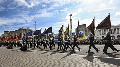 Independence Day military parade in Kyiv 2017 09.jpg