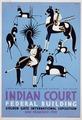Indian court, Federal Building, Golden Gate International Exposition, San Francisco, 1939 LCCN98518807.tif