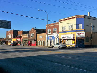 How to get to East Chicago with public transit - About the place