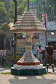 Indira Gandhi Bust - Taki - North 24 Parganas 2015-01-13 4261.JPG