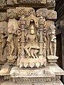Indra riding Airavata Kakanmath seonia.jpg
