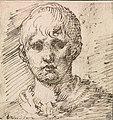 Inigo Jones - Head of a Boy - B1977.14.5983 - Yale Center for British Art.jpg