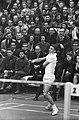 Internationale Badmintonkampioenschappen te Haarlem Henning Borch in aktie, Bestanddeelnr 914-8064.jpg