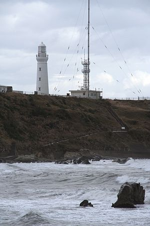 Cape Inubō - Image: Inubozaki lighthouse 002