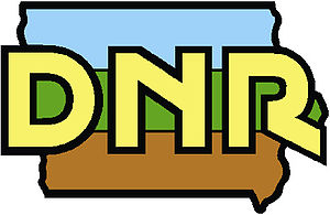 English: Iowa Department of Natural Resources logo