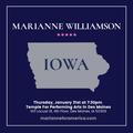 Iowa Kickoff Banner (Marianne Williamson 2020).png