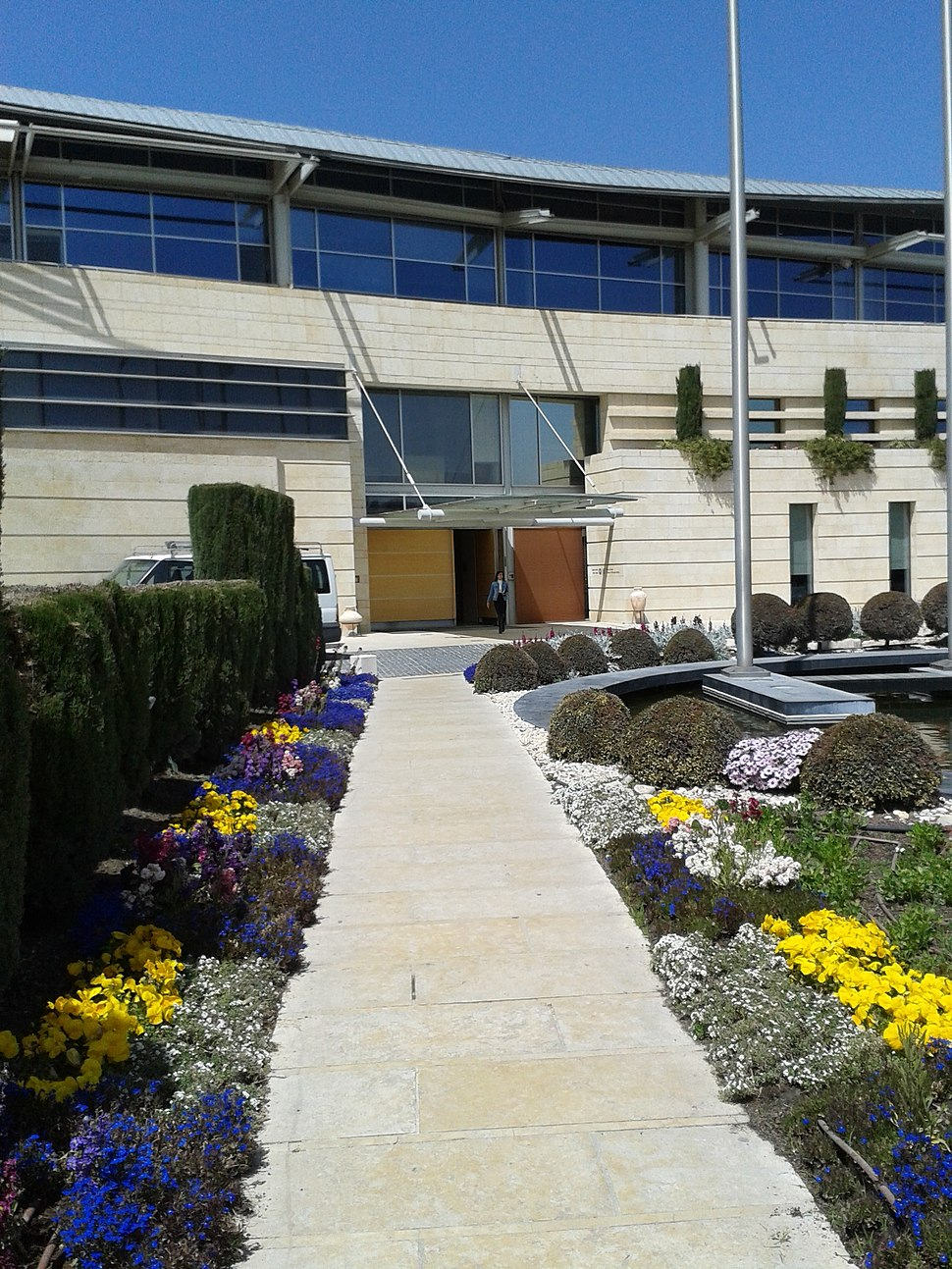 Israel's Ministry of Foreign Affairs Ceremonial Gate (5)
