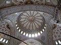 Istanbul – Blaue Moschee - Innenkuppel - panoramio.jpg