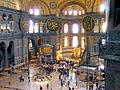 Istanbul - Basilica di Santa Sofia.JPG
