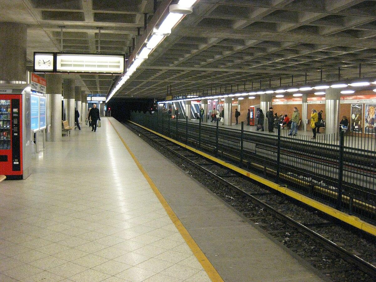 Itäkeskuksen Metroasema