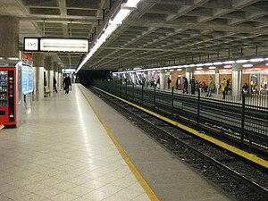 Itäkeskus Metro