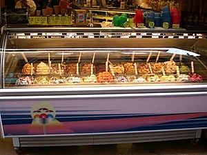 Ice cream parlor - Image: Italian parlour