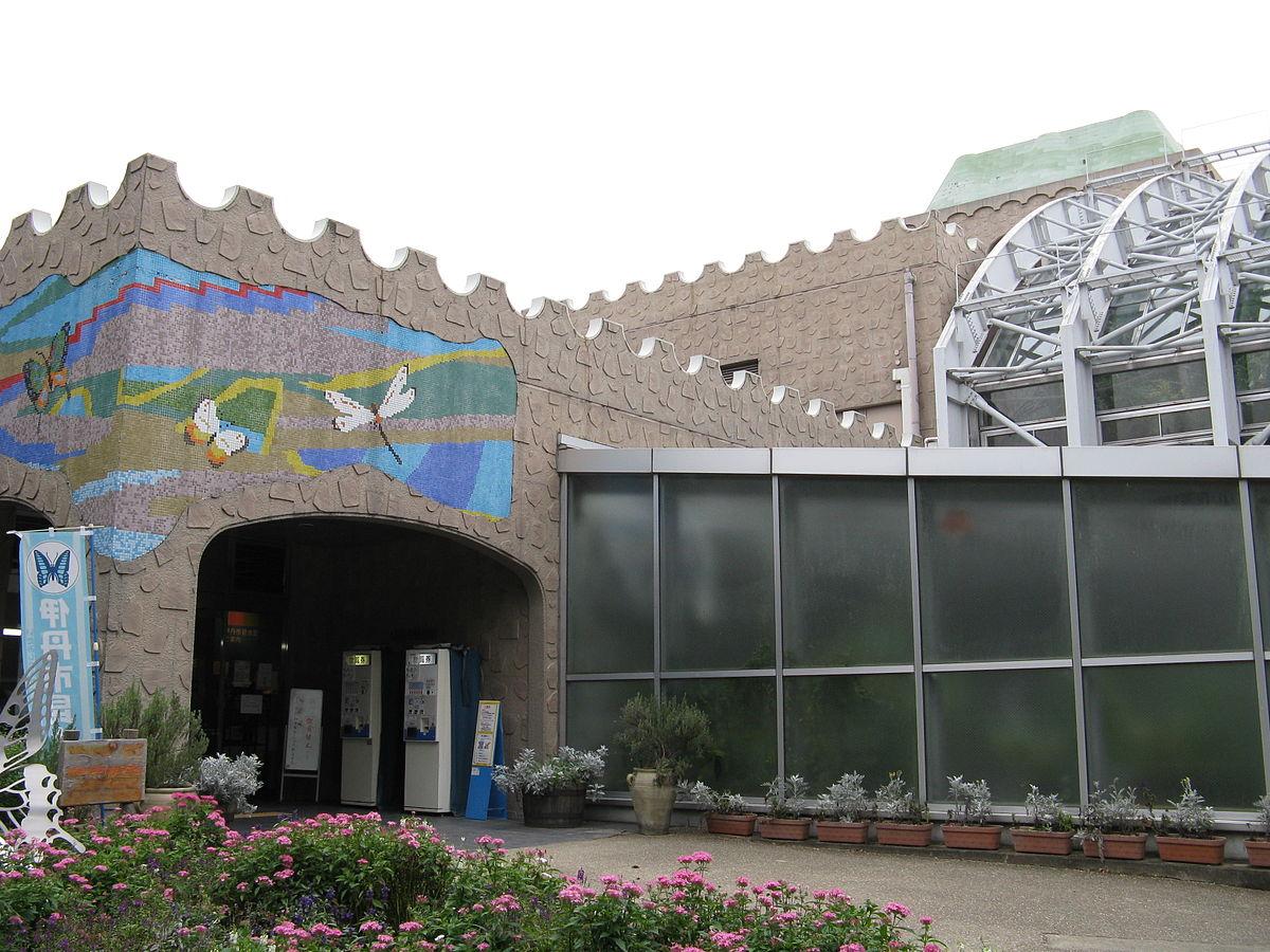 伊丹市昆虫館 - Wikimedia Commons