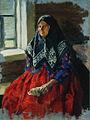 Ivan Kulikov The old woman from Nezhilovka. 1898.jpg