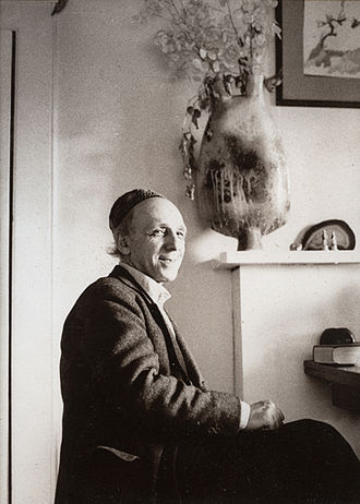 Ivor Cutler - Cutler at his flat in Gospel Oak, North London, in 1973