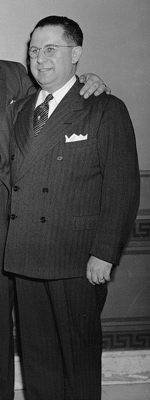 J. Harry McGregor - March 5, 1940, Washington, D.C.