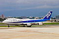 JA8157 B747SR-81 ANA All Nippon ITM 13JUL01 (6916420600).jpg