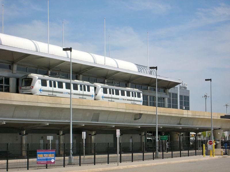 Airtrain JFK em Nova York