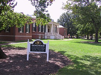 Homewood Museum - Homewood Museum on the Johns Hopkins University campus