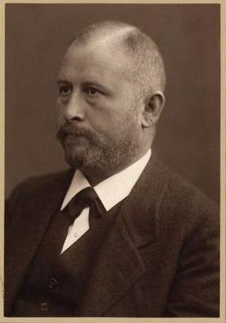 Jacob Katzenstein - Jacob Katzenstein (1864-1921)