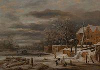 Jacob van Ruisdael - Winter Landscape.jpg