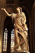 L'àncora simbolo della speranza cristiana